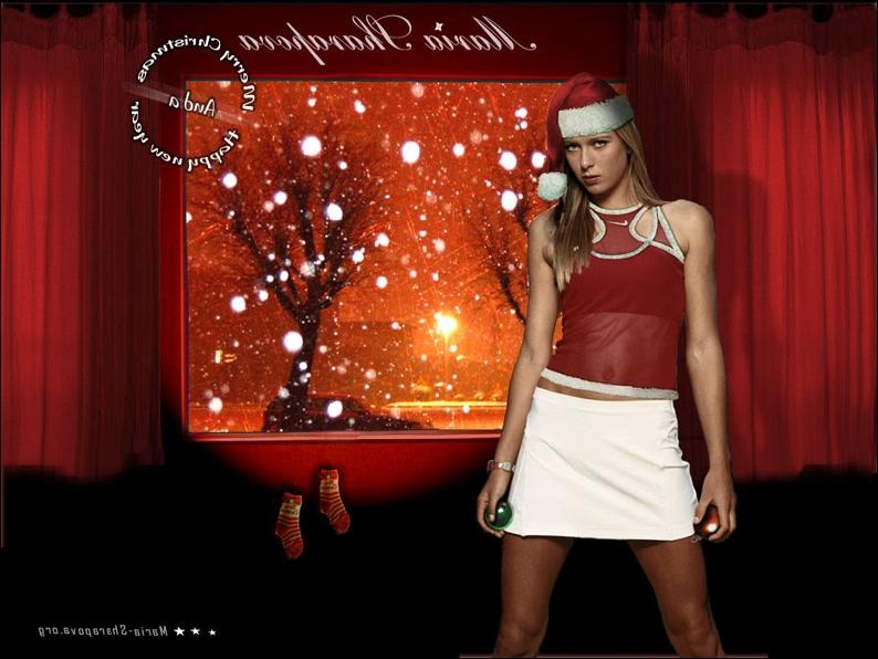 новогодний подарок для теннисиста
