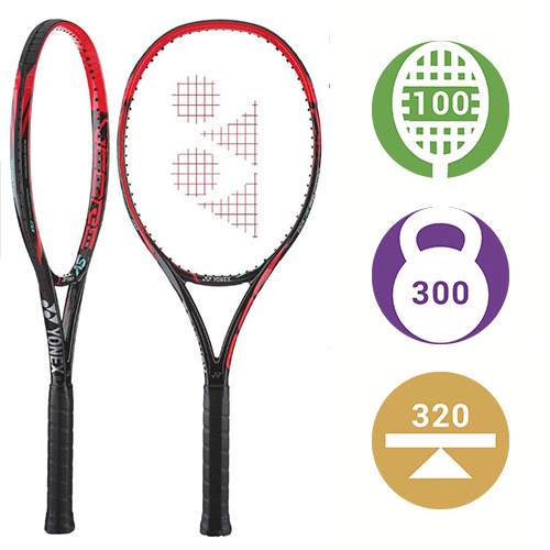 Обзор теннисных ракеток Yonex 2017 года