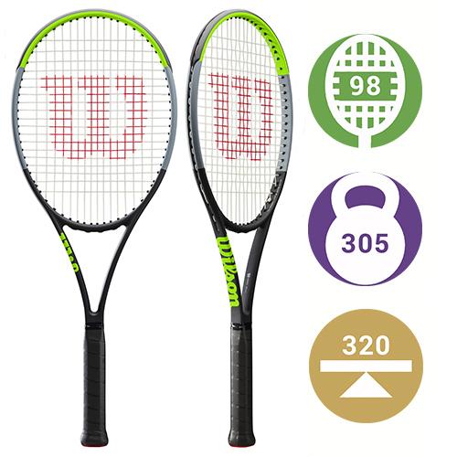 Теннисная ракетка Wilson Blade 98 16x19 Version 7 0 Новинка 2019-го года