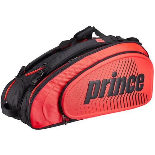 Prince Tour Slam 12 Pack Tennis Racquet Bag Red