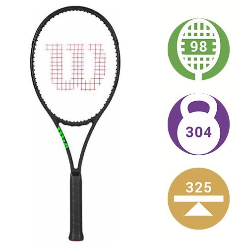 Теннисная ракетка Wilson Blade 98 (16x19) CV Black Edition новая уникальная  косметика - октябрь 2018 года - ограниченная серия