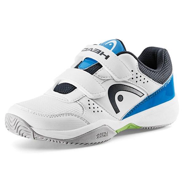 91ee25c3 Детские теннисные кроссовки Head Nzzzo Velcro White купить