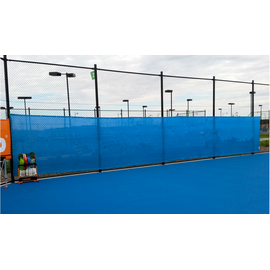 Фон теннисный Head Windbreaker без логотипа 12*2 м Blue