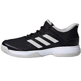 Детские теннисные кроссовки Adidas Adizero Club K Black