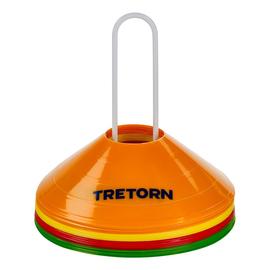 Тренировочные конусы Tretorn 20 штук