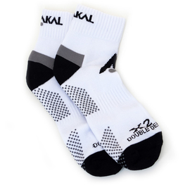 Носки Karakal X2 Ankle Бело-Черные