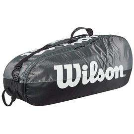 Теннисная сумка Wilson Team 2 Comp Grey