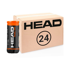 Мячи для PADEL Head Pro 72 мяча