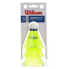 Воланы Wilson Dropshot 3 Middle Yellow