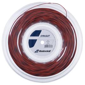 Теннисная струна Babolat Syn Gut Red 1.30 200 метров