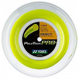 Теннисная струна Yonex Poly Tour Pro 125 Yellow 200 метров
