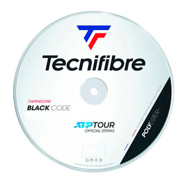 Теннисная Струна Tecnifibre Black Code 1.24 200 метров