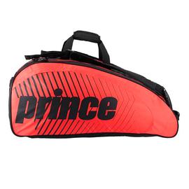 Теннисная сумка Prince Tour Challenger Red  9 ракеток