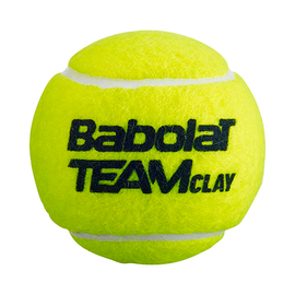 Теннисные мячи Babolat Team Clay Court 72 мяча (18 по 4)! Старое название - French Open Clay Court