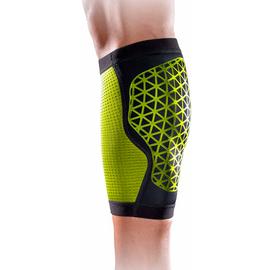 Суппорт икроножной мышцы Nike Pro Combat Calf Sleeve Black/Volt