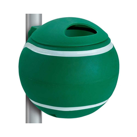 Корзина для мусора - теннисный мяч
