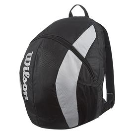 Рюкзак Wilson Federer Team Чёрно-серый