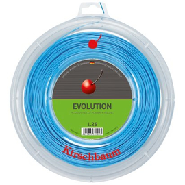 Теннисная струна Kirschbaum Pro Line Evolution 1.25 200 м. отличная струна в редком для струн Kirschbaum голубом цвете.