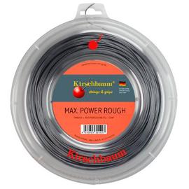 Теннисная струна Kirschbaum Max Power Rough 1.30 200 m. долговечная струна для профессионалов с насечкой.Прочность и контроль.
