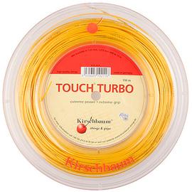 Теннисная струна Kirschbaum Touch Turbo 1.225 110 м