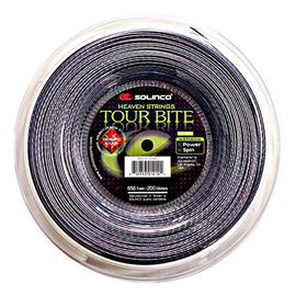 Теннисная струна Solinco Tour Bite Diamond Rough 1.25 200 метров