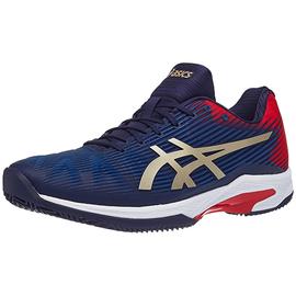 Теннисные кроссовки Asics Gel-Solution Speed FF Clay Red/Blue