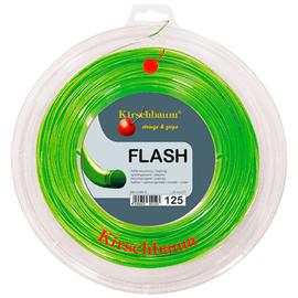 Теннисная струна Kirschbaum Flash 1.25 200 метров Green