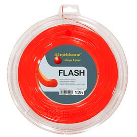 Теннисная струна Kirschbaum Flash 1.25 200 метров Orange