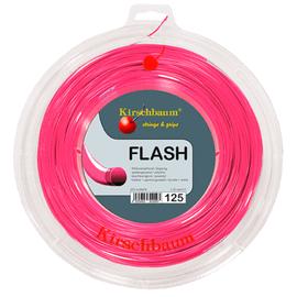 Теннисная струна Kirschbaum Flash 1.25 200 метров Pink
