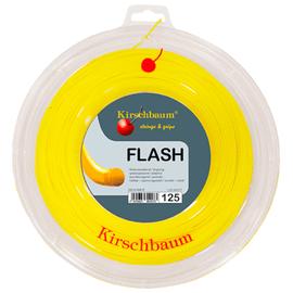 Теннисная струна Kirschbaum Flash 1.25 200 метров Yellow