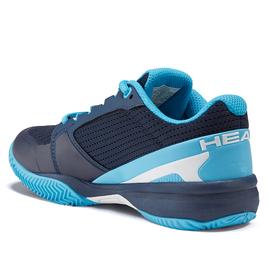 Детские теннисные кроссовки Head Sprint 2.5 Dark Blue