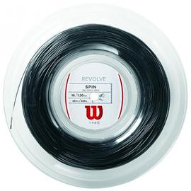 Теннисная струна Wilson Revolve 1,3 Black 200 метров
