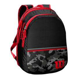 Детский рюкзак Wilson Youth Red Black Camo