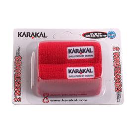 Напульсники Karakal Red