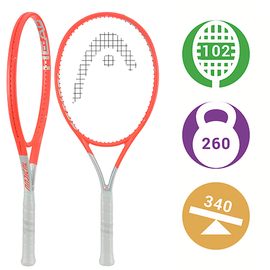Теннисная ракетка Head Graphene 360+ Radical Lite 2021