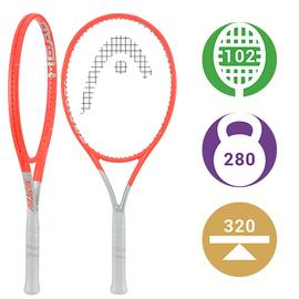 Теннисная ракетка Head Graphene 360+ Radical S 2021