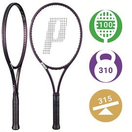 Теннисная ракетка Prince TXT2.5 Phantom 100P 310 грамм