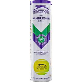 Теннисные мячи Slazenger Wimbledon Hydroguard Ultra Vis 4 мяча