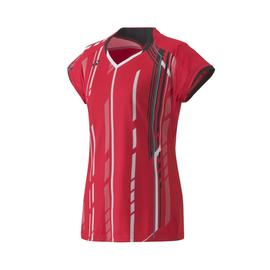 Юниорская футболка Yonex 20235JEX Red