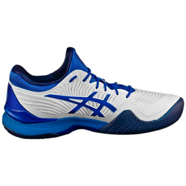 Теннисные кроссовки Asics Court FF Novak White/Blue