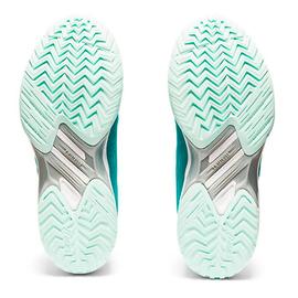 Теннисные кроссовки Asics Gel-Solution Speed FF Techno Cyan