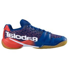 Бадминтонные кроссовки Babolat Shadow Tour Blue Red