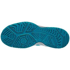 Детские теннисные кроссовки Asics Gel-Resolution 8 White Blue