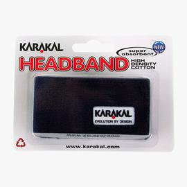 Повязка на голову Karakal Dark Blue