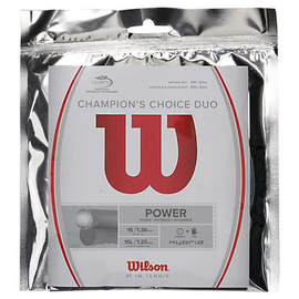 Теннисная струна Wilson Champion Choice