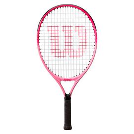 """Детская теннисная ракетка WIlson Burn Pink 21"""" 2021"""