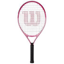 """Детская теннисная ракетка WIlson Burn Pink 23"""" 2021"""