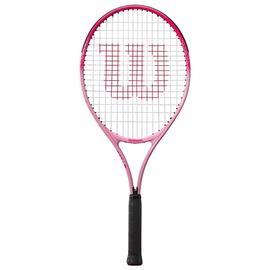 """Детская теннисная ракетка WIlson Burn Pink 25"""" 2021"""