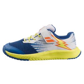 Детские теннисные кроссовки Babolat Pulsion All Court Kid Blue/White/Yellow