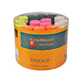 Намотка Kirschbaum Touch It 60 штук цветные намотки, прочные с хорошим сцеплением